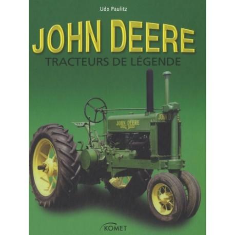 John Deere, des tracteurs de légende
