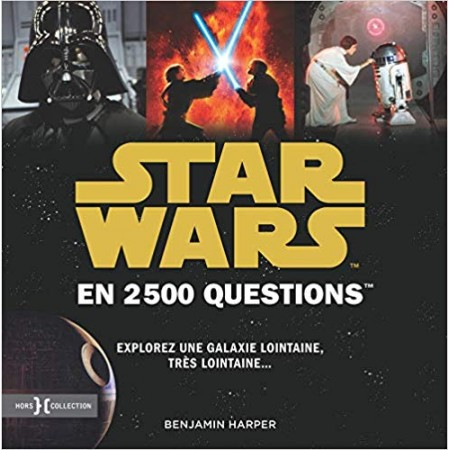 Star Wars en 2500 questions