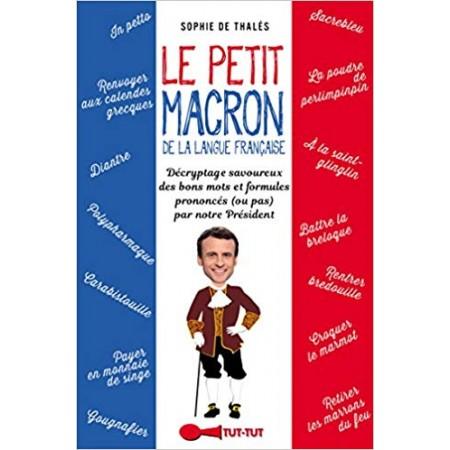 Le petit Macron de la langue française