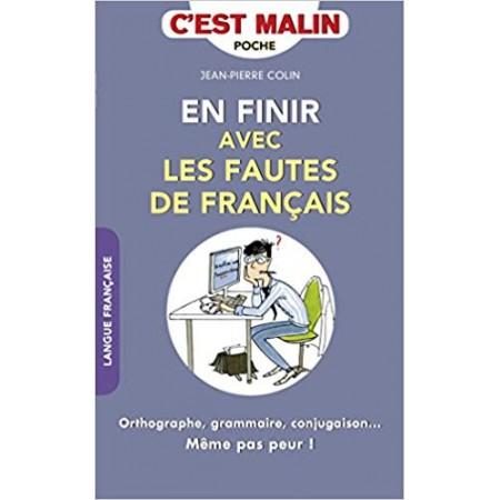 En finir avec les fautes de français
