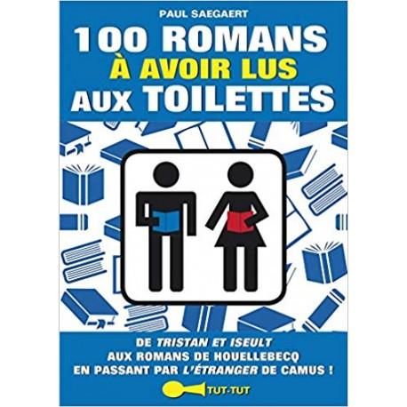 100 romans à avoir lus aux toilettes