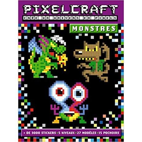 Pixel Craft Monstres