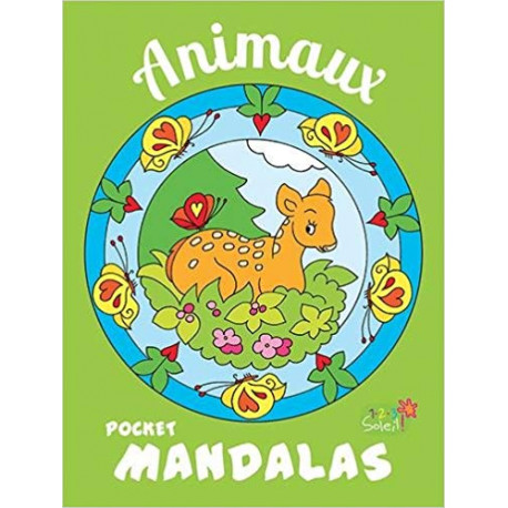 Pocket mandalas Animaux