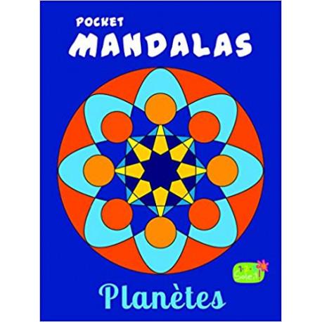 Pocket mandalas planètes