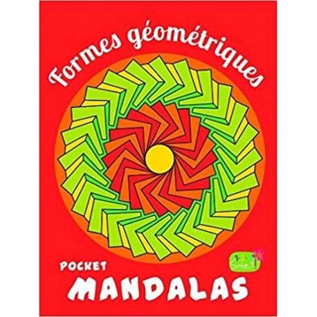 Pocket Mandalas Dessins Géométriques