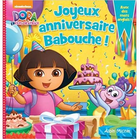 Joyeux anniversaire Babouche !