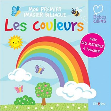 Les couleurs - Mon premier imagier bilingue