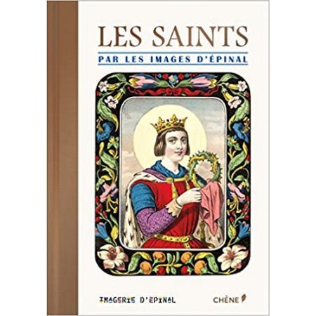 Les saints par les images d'Epinal
