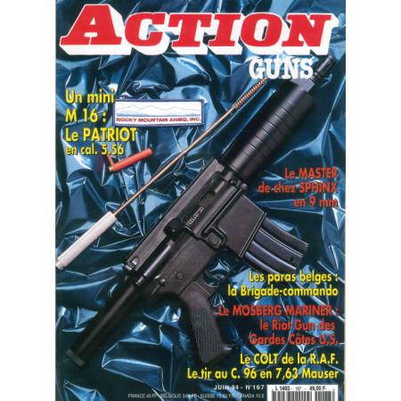 Action guns n° 167