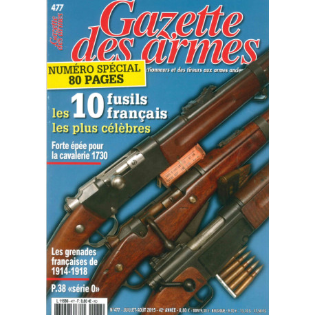 Gazette des armes n° 477