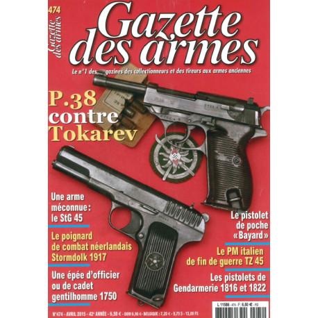 Gazette des armes n° 474