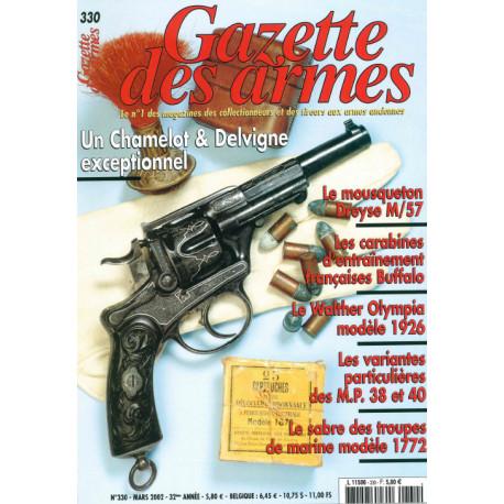 Gazette des armes n° 330