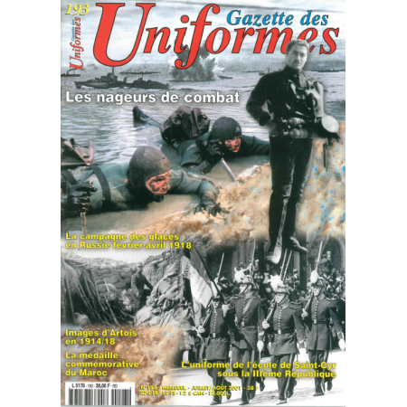 Gazette des uniformes n° 193