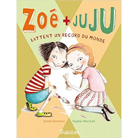 Zoé et Juju battent un record du monde