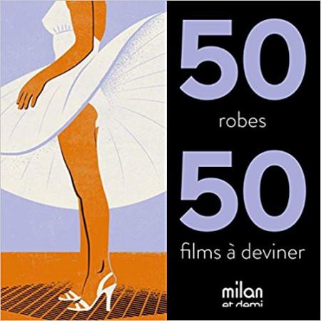 50 robes, 50 films à deviner