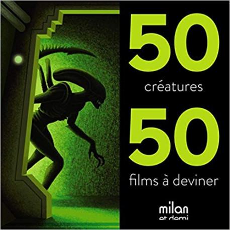 50 créatures, 50 films à deviner