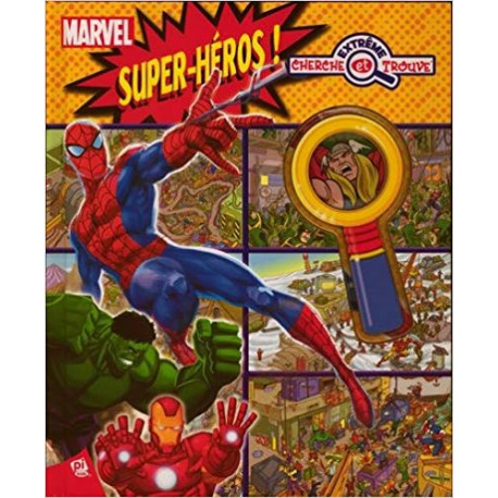 Marvel super-héros !