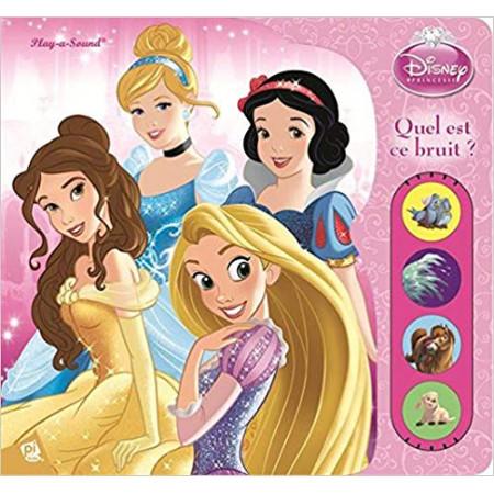 Quel est ce bruit ? - Disney Princesses