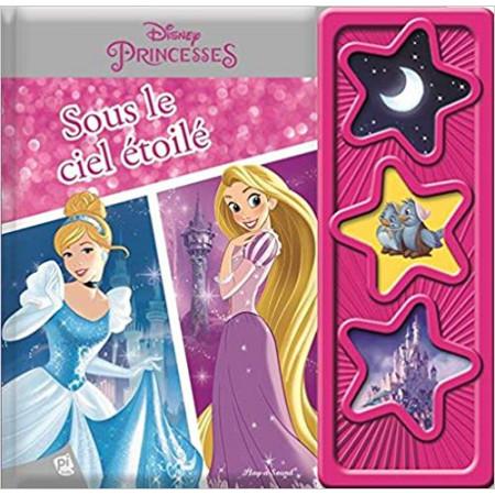 Princesses Sous le ciel étoilé