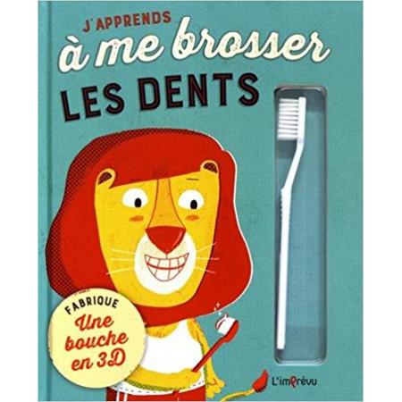 J'apprends à me brosser les dents