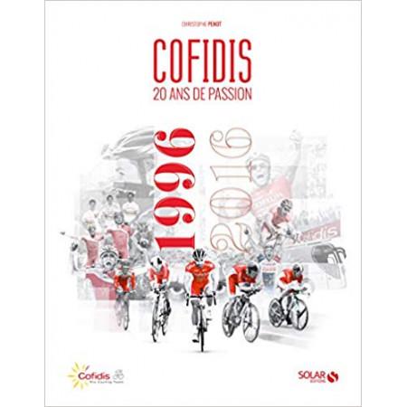 Cofidis 20 ans de passion