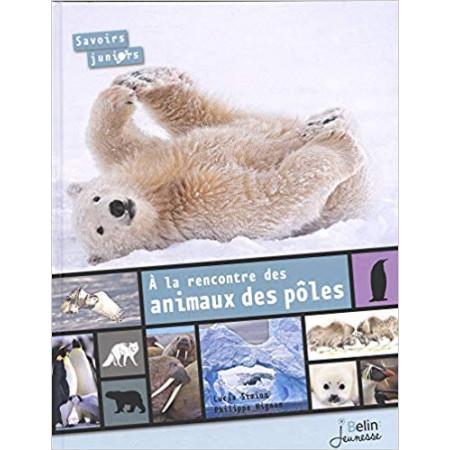 A la rencontre des animaux des pôles