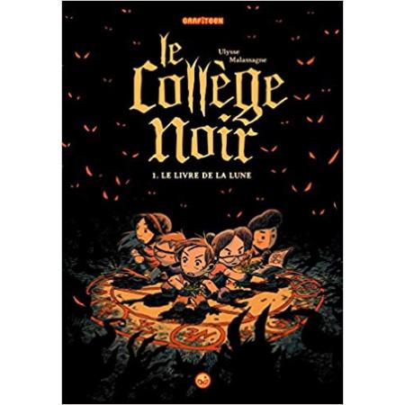 Le collège noir Le livre de la Lune