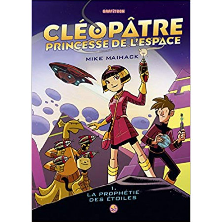 Cléopâtre Cléopâtre princesse de l'espace