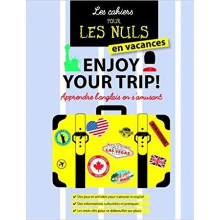 Enjoy your trip ! - Apprendre l'anglais en s'amusant