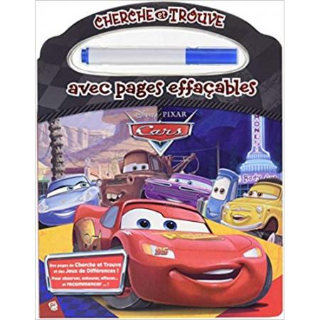 Cherche et trouve magique Cars