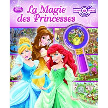 La Magie des princesses - Avec une loupe