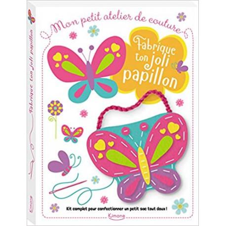 Fabrique ton joli papillon