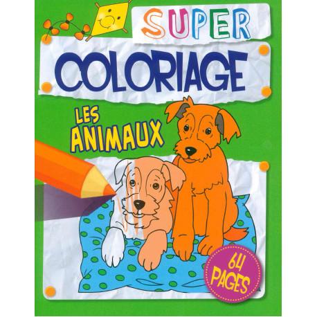 Super coloriage Les animaux