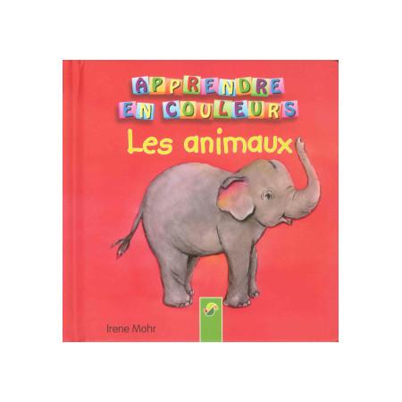 Apprendre en couleurs Les animaux