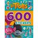 Dreamworks - Trolls - 600 autocollants