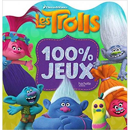 Dreamworks - Trolls - 100% jeux
