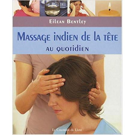 Massage indien de la tête