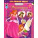 Coloriage Géant Les princesses