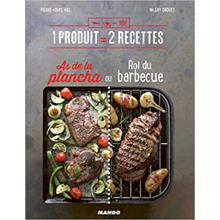 As de la plancha ou Roi du barbecue