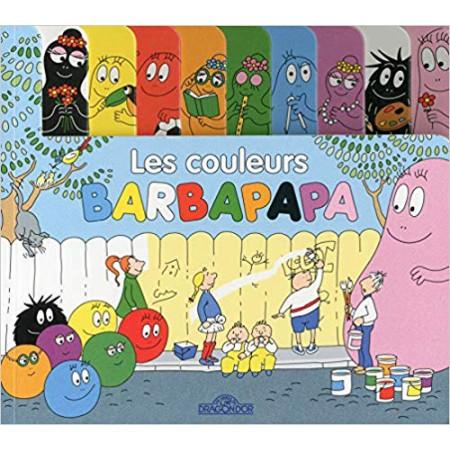 Les couleurs Barbapapa