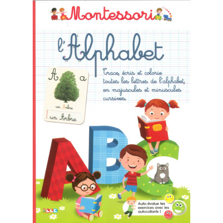 Montessori L'alphabet