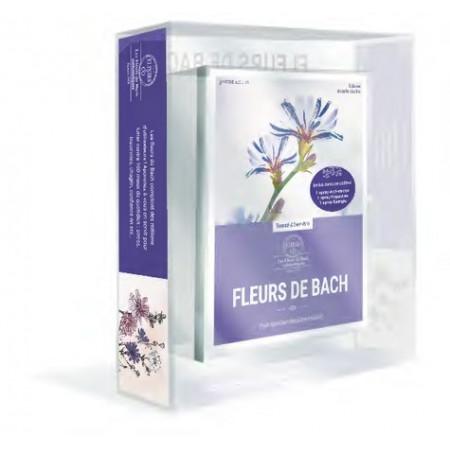 Fleurs de Bach : Coffret livre + 3 sprays