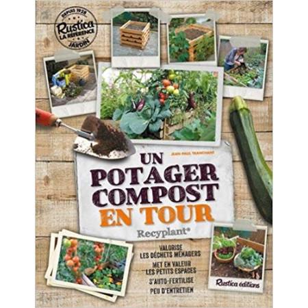Un potager-compost en tour (le Recyplant)