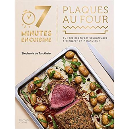 Plaques au four 30 recettes hyper savoureuses à préparer en 7 minutes !