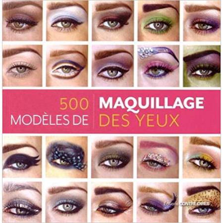 500 modèles de maquillage des yeux