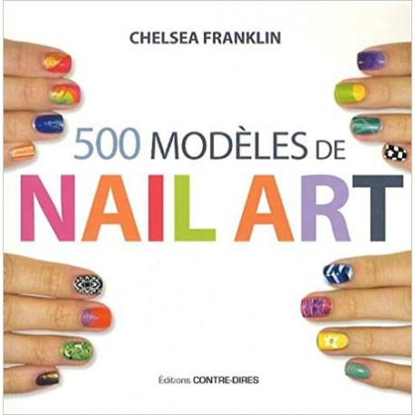 500 modèles de nail art