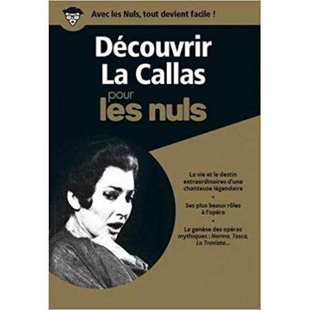 Découvrir La Callas pour les nuls (3CD audio)