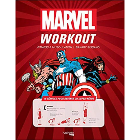 Marvel Workout - Fitness & musculation