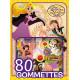 RAIPONCE (SÉRIE TV) - 80 gommettes