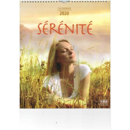 Calendrier 2020 - SERENITE